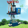high quality Wellna 300kg manual pneumatic punch hole machine