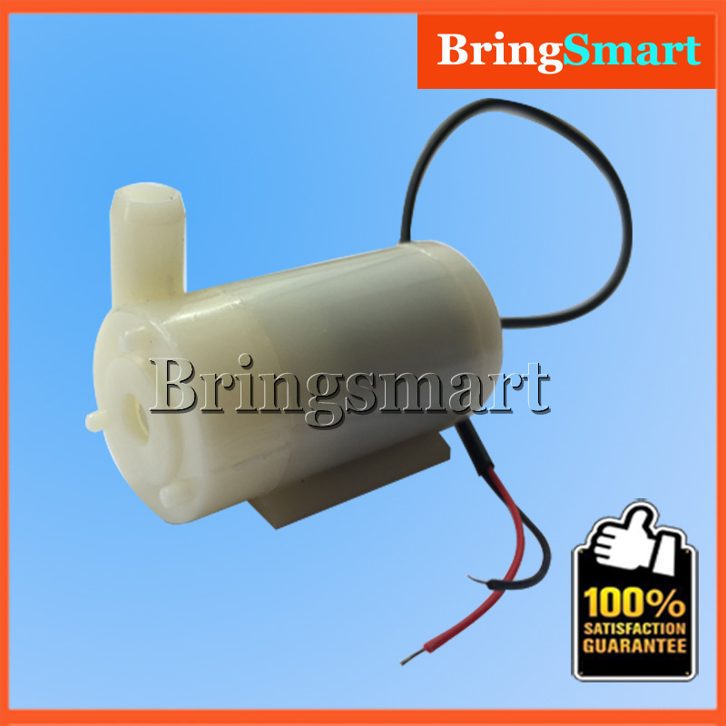 5v DC Mini Water Pump Micro Submersible Motor Pump 2.5-6V 120L/H