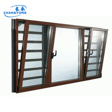 NEW DESIGN DOUBLE GLAZED PULL UP WINDOW/ ALUMINUM ALLOY WINDOWS AND DOORS