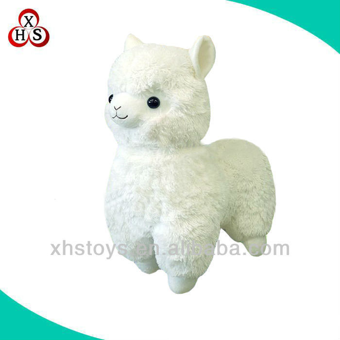 Alpaca Stuffed Animal For Promotional Gift In 2016