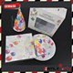 Custom Birthday Party Pack, Plate, Cup, Napkin Party Sets
