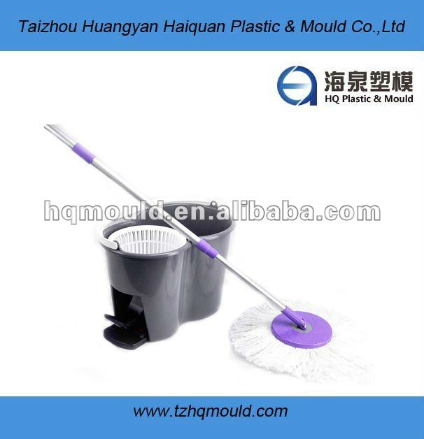 superior spin magic mop mould ,household products moulds
