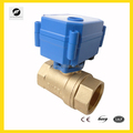 mini brass 20mm DC3-6v,AC/DC9-24v solenoid ball valve for water treatment with CE,ISO approved