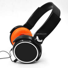 Factoty Wholesale PC computer headphone headset disposable mp3 game headphone