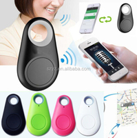 Wireless Remote Itag Bluetooth 4.0 Tracker Keychain Key Finder GPS Locator Practical Mini Anti-Lost Alarm For Child Wallet Pet