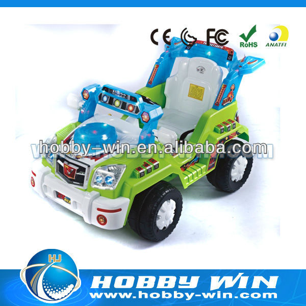 2013 new product 4CH RC B/O Jeep Car bike racing bicycle price