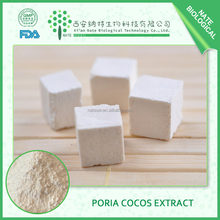 china supplier 100% Natural Polysaccharide 40% Poria Cocos Extract and poria cocos