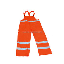 Factory Work Coverall Reflective Safety Jacket with Pants