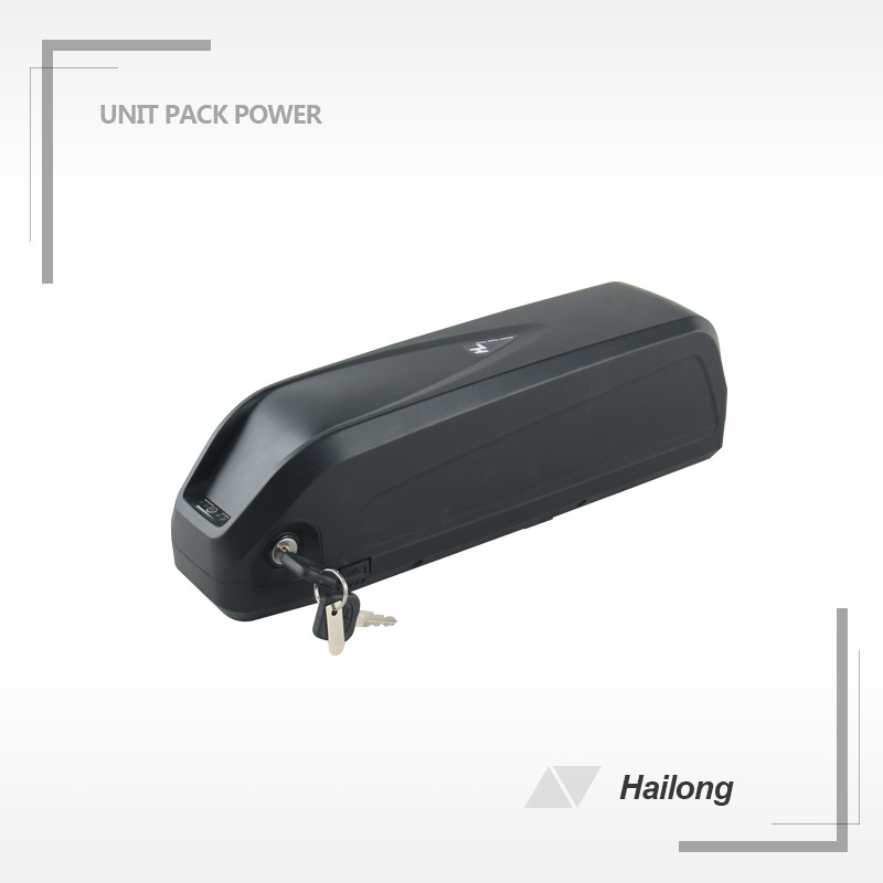Hot selling Big Hailong 36V 12Ah eBike Battery with USB lithium ion battery 10S6P 18650 36V Electric Bike battery