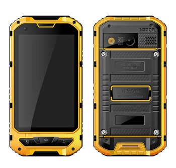 4 Inch NFC Rugged Smartphone IP68