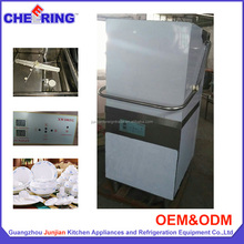 Kitchen Restaurant Equipment stainless steel hood Type Commercial Dish washing Machine