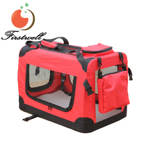 Dog & Cat Airline Approved Pet Carriers Transport Box w/ Fleece Bed For Transport Box Bag