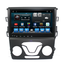 10.1'' Andriod Car DVD Player Multimedia Head Unit Navigation and Entertainment System for Ford Mondeo 2013