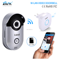 Shenzhen Zilink wifi doorbell camera for smartphones with SD card snapshots security smart home