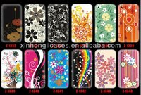 Flower custom case for iphone 4 4s color print