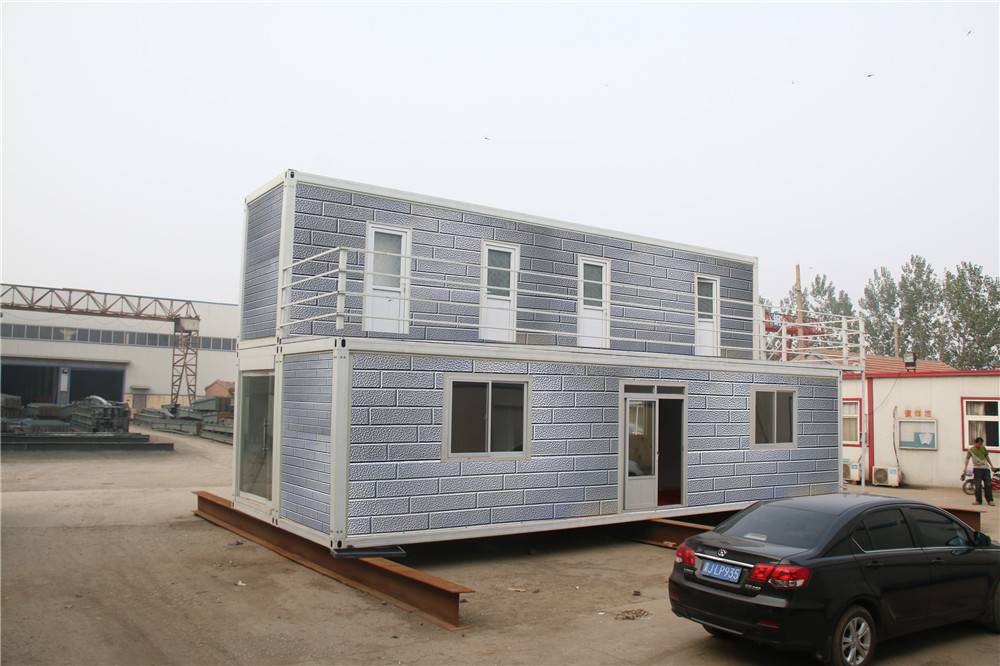 Efficient Low Steel hot sale low cost container house prices in ghana