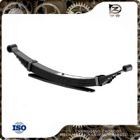 zhongdi supplier overload leaf spring suspension for trailer parts