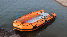 Liya 4.3m-6.0m personal funny inflatable boat family use lake sport boats