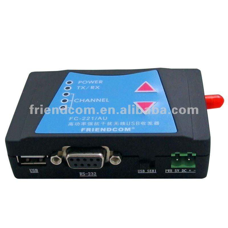 433Mhz wireless USB transmitter transceiver