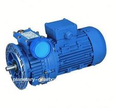 aluminum electric motor body