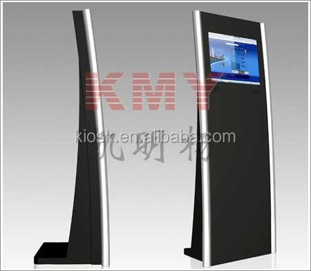 42 inch touch screen bill payment kiosk with industrial power supply