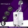 3 in 1 98% Purity oxygen jet machine / RF wrinkle removal facial tool beauty equipment