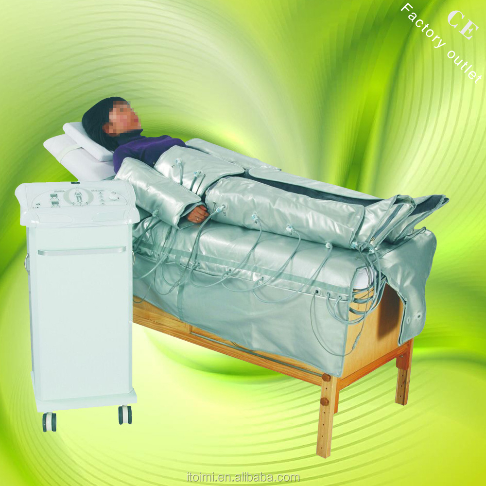 Air pressure machine massage beauty equipment air de-toxin instrument