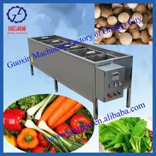 Factory supply high quality low consumption stainless steel almond blanching machine
