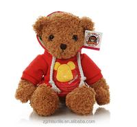 yellow dollar printing logo teddy bear toys