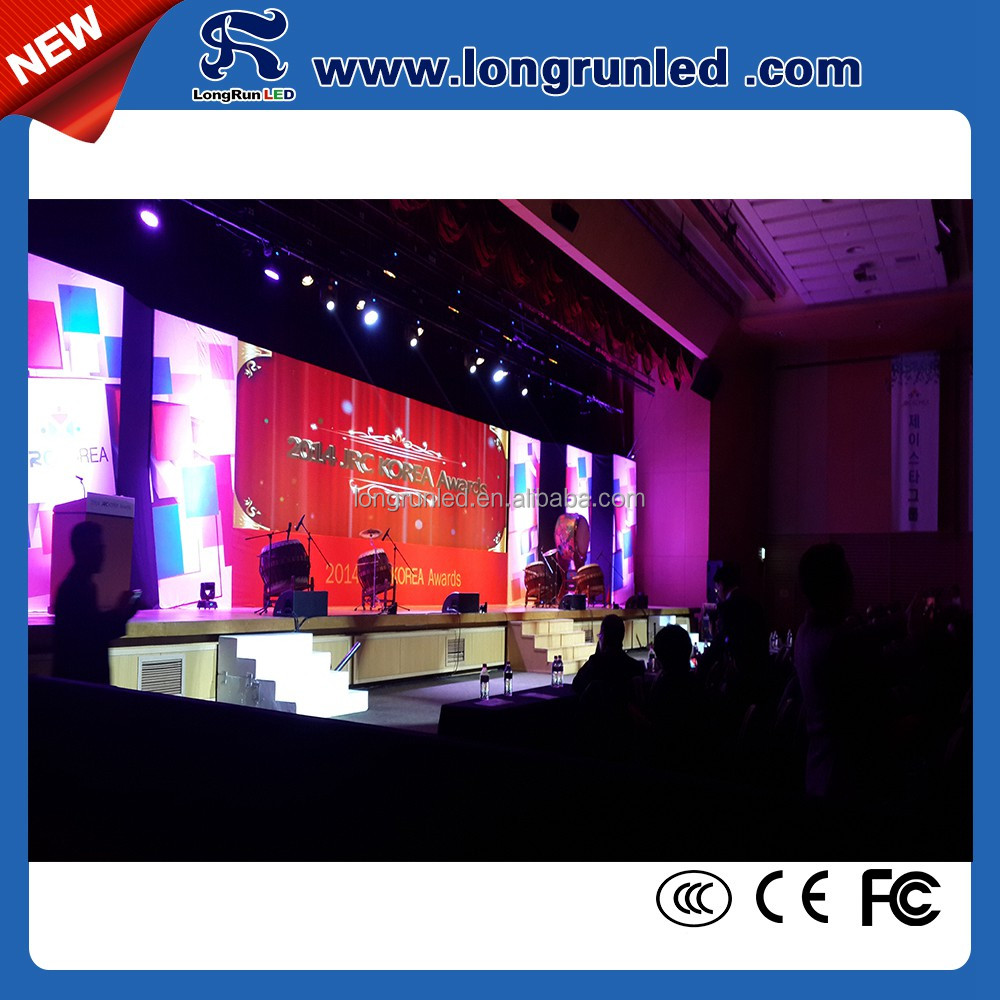 2015 best selling quality assurance 10mm p10 sporting led display