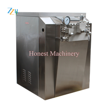 High Pressure Milk Homogenizer / Vacuum Mixer Milk Homogenizer Price