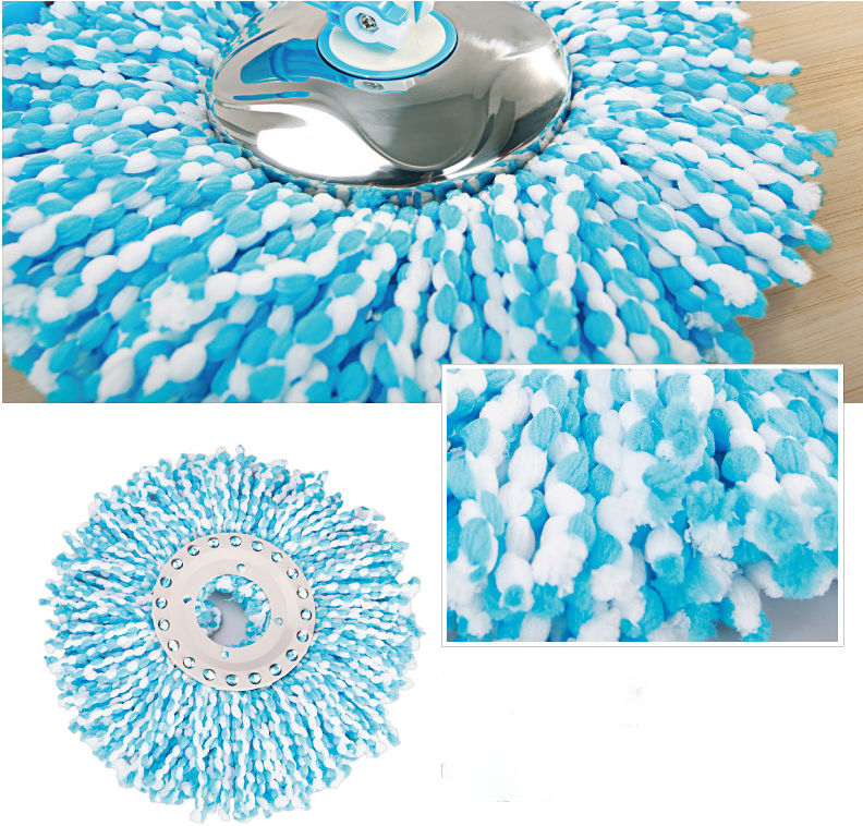 high quality Head Material 360 degree easy cleaning magic mop