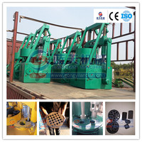 Wide application and Latest design charcoal/briquette drying machine