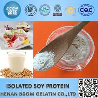 Free sample natural soya protein