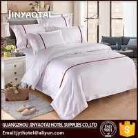 top sale best quality ribbon embroidery bedsheet