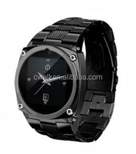 1.54 inch high definition touch screen JAVA Metal hand watch mobile phone price TW818