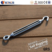 small size stainless steel marine cable turnbuckle