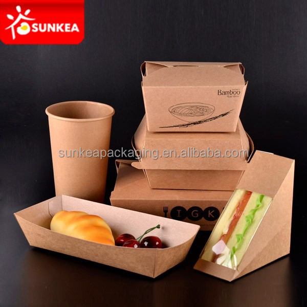 Fast Food Packaging Solutions