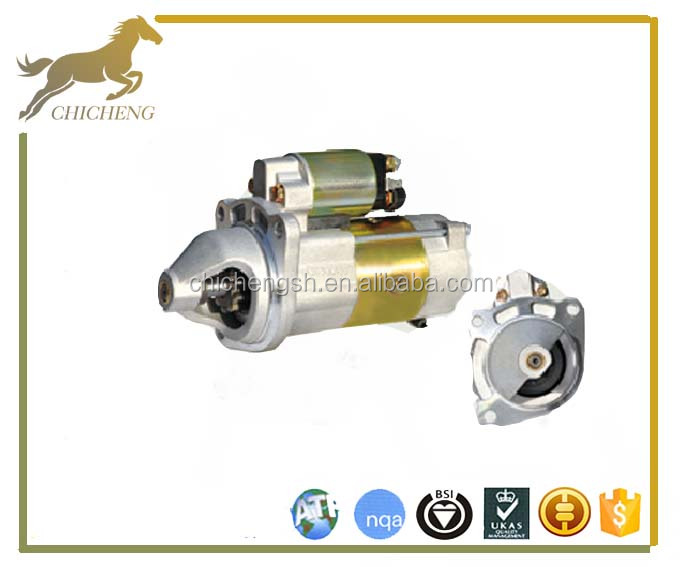 high performance cheap auto starter 12v 2.5kw for FOTON CUMMINS ISF 2.8 5266969 5295576 5311304