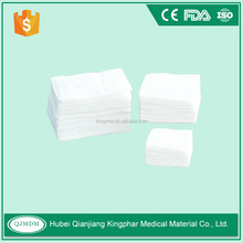 High Quality Surgical Absorbent Medical Gauze Cutting