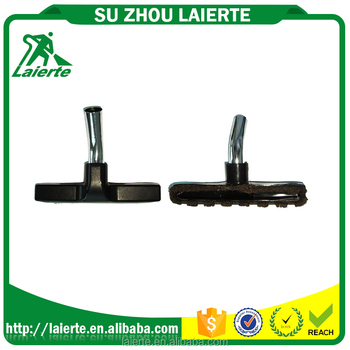vacuum cleaner parts PVC floor brush with horse hair