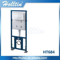 HT684 Concealed Cistern For Wall Hung Toilet Water Tank