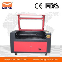 hot sale, new model! wood/metal/granite/stone/acrylic/glass laser engraver for textile