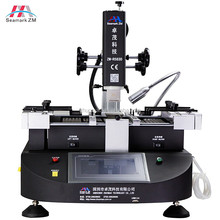 Soldering and desoldering machine ZM-R5830 manual bga rework station for game console repairing