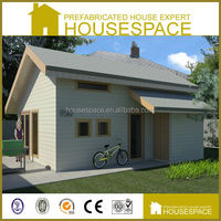 Green Fireproofed Demountable Mining Camp House