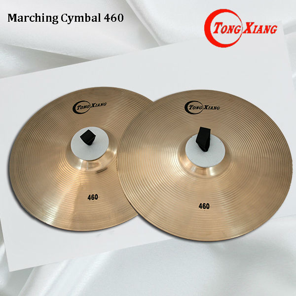 "Orchestra cymbals 12"" marching cymbals B20 handmade cymbals"