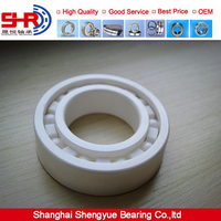 Miniature Deep Groove Ball Bearing 608 full ceramic bearings