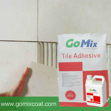 flexible tile adhesive and grout