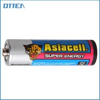 AA 1.5V R6P small life dry cell motorcycle battery