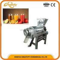 Good Price Commercial Fruit Juice Making Machine / Industrial Orange Juice Extractor
